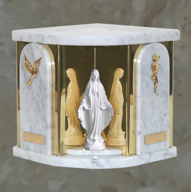 Ravenne – Bianco carrara – Double