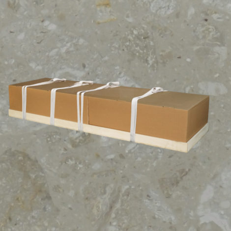 Contenant pour les cercueils de location en acier - Shelby
