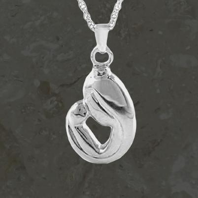 Bijoux reliquaires – L'amour d'un parent – Argent