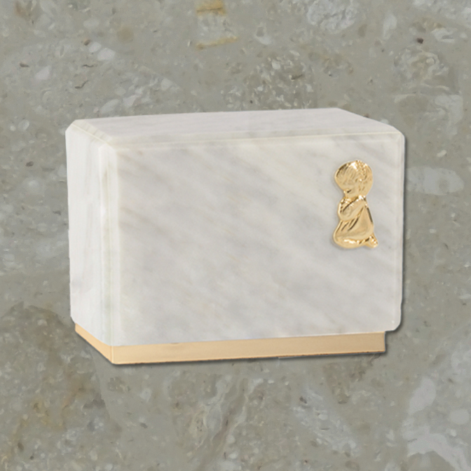 Cube – Bianco Carrara