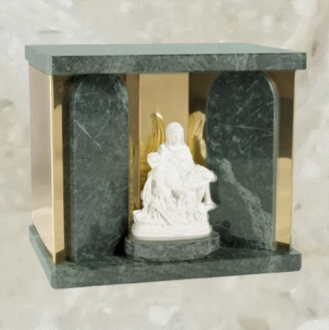 Castle - Pieta - Medium green - Companion