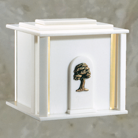 Mausoleum - Bianco carrara - Companion