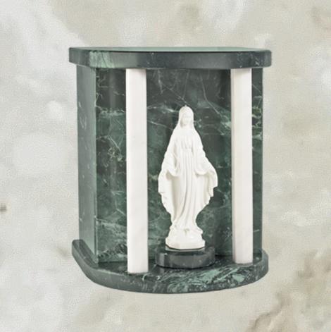 Notre-Dame - Marie - Vert moyen