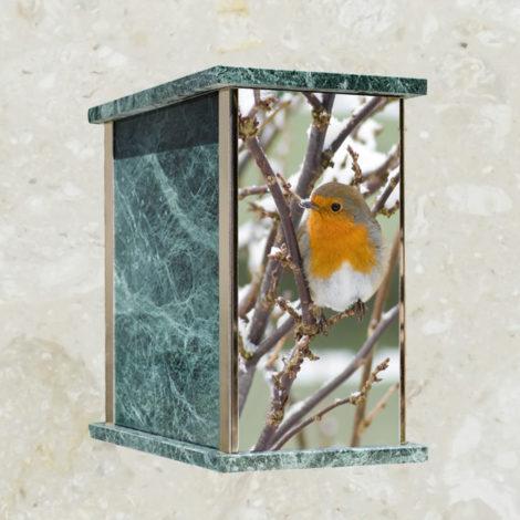 Paysage - Oiseau