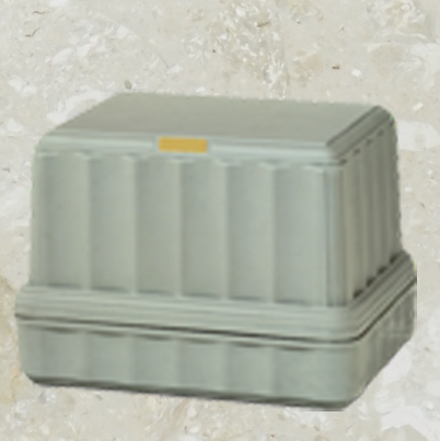 Voûtes d'urnes «Urn Guard» – Basic Gray®