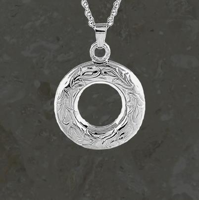 Keepsake jewelry - Eternal circle - Silver