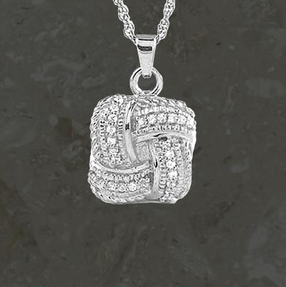 Bijoux reliquaires – Rubans lacés – Argent