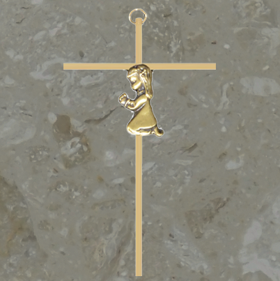 Crucifix - Enfant - Fillette