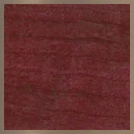Matière : Cerisier teint Bourbon #85