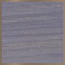 Matière : Chêne teint Bleu #84