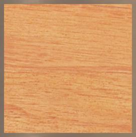 Matière : Chêne teint Châtaigne #96