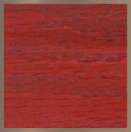 Matière : Chêne teint Framboise #99