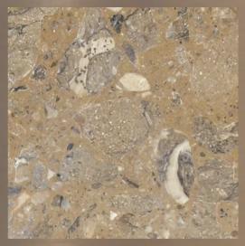 Aggloméré de marbre : Rasotica #13