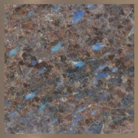 Pierre de granite : Brun Labrador #42