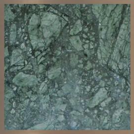 Pierre de marbre : Vert Moyen #04