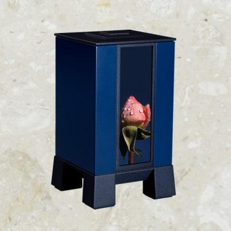 U1 - Bleu / Noir sablé
