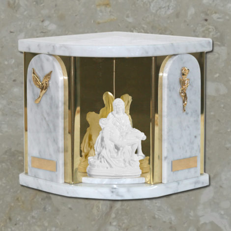 Ravenne Pieta - Bianco carrara - Companion (Copie)
