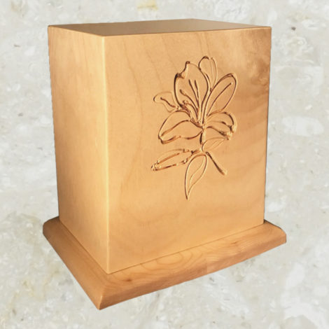 Prudential Simple Lily - Maple and Russian veneer