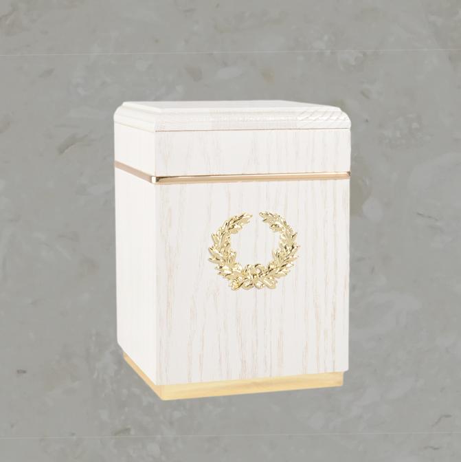 Tourelle – Chêne blanchi