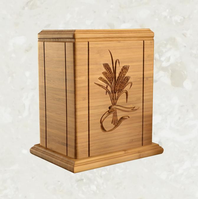 Flora Blé – Bambou ambré