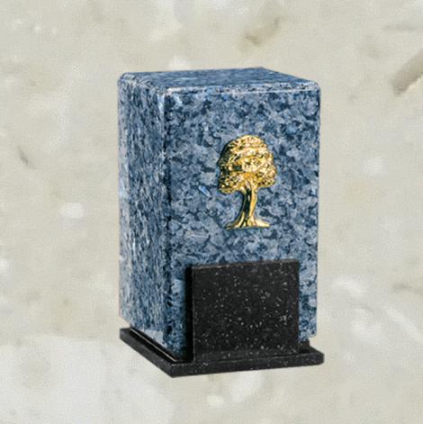 Azur - Bleu perle