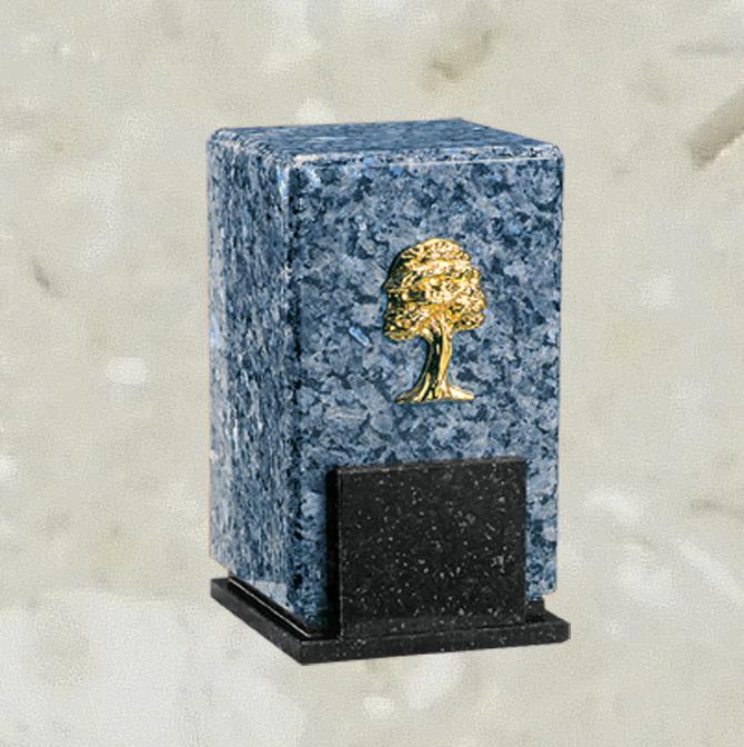 Azur – Bleu perle – Simple