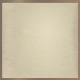 Aluminium anodisé : Argent Naturel #A-1