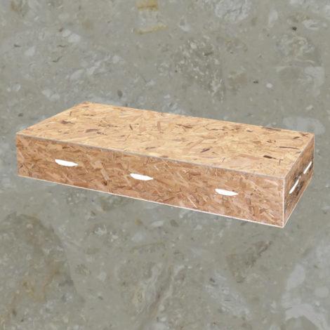 Contenant de crémation Aspenite - Large