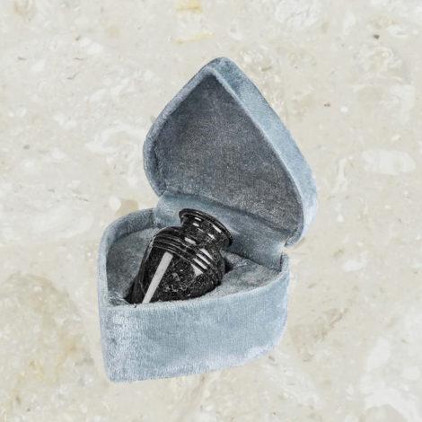 Classica - Reliquaire - Marbre grain noir