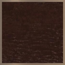Matière : Chêne teint Chocolat #97