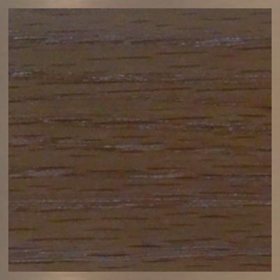 Matière : Chêne teint Noir #61
