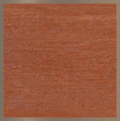 Matière : Chêne teint Orange #63