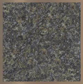 Pierre de granite : Vert Laurentien #38