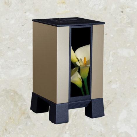 U1 - Bronze / Noir sablé