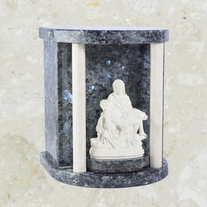 Notre-Dame – Pieta – Bleu perle
