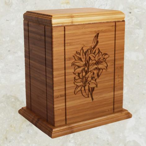 Flora Fleur - Bambou ambré